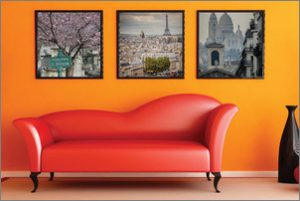 Dye Sublimation Makes Vibrant Wall Panels for Home Decor