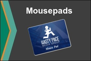 Sublimation Printed Custom Mousepads